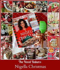 Novel Bakers' Dozen and Nigella Christmas Wrap Up