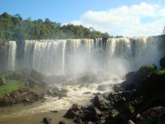 Salto de Ñacunday-Paraguay