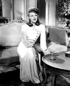 Ginger Rogers in ONCE UPON A HONEYMOON 1942