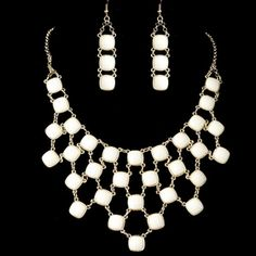 Shop exquisite jewelry, accessories, event décor, and gifts. Jewelry Stores, Jewelry Sets, Jewelry Accessories, Wedding Accessories, Earring Set, Wedding Jewelry, Fashion Jewelry, Ivory, Stone