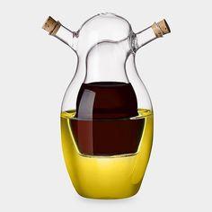 Oil and Vinegar Babuska Cruet