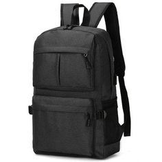 50bc3d57cd Business Laptop Backpack with USB Charging Port #Backpacks #Fashion #Mens  #Bags # · Maroquinerie HommeSac À Dos D' Ordinateur PortableUniversal ...