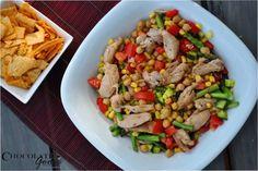Mexican Chicken Sunshine Salad
