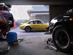 Porsche 911 Carrera RS //