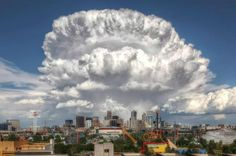 The Story Behind That Incredible Photo of Denver's Colossal Cloud