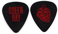 GREEN DAY Guitar Pick : 2005 American Idiot Tour - heart grenade concert