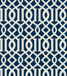 Outdoor Fabric-Solarium Kirkwood Admiral looooooooooveeeeeeeeee this pattern!