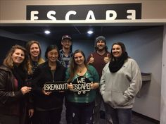 This group escaped the clutches of the evil Brutus McLarren!