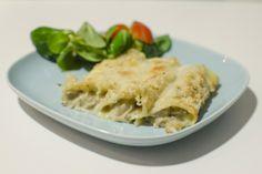 Canelones de setas para #Mycook http://www.mycook.es/receta/canelones-de-setas/