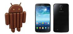 Samsung Galaxy Mega 6.3 4.4 KitKat Güncellemesi Nihayet Çıktı http://www.zamanteknoloji.com/