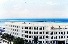 When Somalia is completely peaceful I will be turntt up at this hotel EVERY New Years, high on Shani:  Inshallah