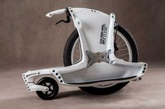 GausWheel Spirit: A New Freestyle Urban Scooter With Attitude  ... see more at InventorSpot.com