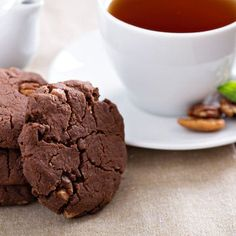 I'm checking out a delicious recipe for Brownie Bite Cookies from Kroger!