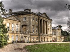 "Basildon Park, Netherfield  ""Netherfield Park is let at last!"""