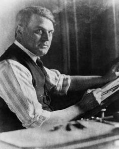 """Frank McKinney Hubbard (1868-1930 was an American cartoonist, humorist, and journalist better known by his pen name """"Kin"""" Hubbard. He was creator of the cartoon """"Abe Martin of Brown County"""" which ran in U.S. newspapers from 1904 until his death in 1930."""