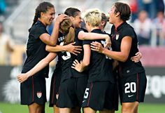 Get-Fit Tips from the U.S. Women's National Soccer Team | Fitbie