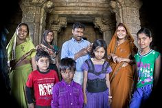 #Family #India #Photography of People around the #World www.julianluskin.com