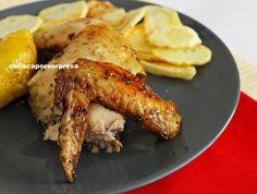 Si te encanta el pollo en todas sus versiones y variedades y siempre que puedes lo preparas en casa, entonces este post te va a gustar y es que es un recopilatorio con 10 recetas de pollo fáciles y… Chicken Wings, Meat, Blog, Vestidos, Roast Chicken Recipes, Mushroom Sauce, Best Recipes, Book, Blogging
