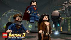 Man of Steel DLC pack sneak peek!