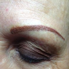 Light Brown Brows @ Just Because Ink Permanent Makeup, Brows, Ink, Eyebrows, India Ink, Eye Brows, Brow
