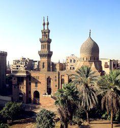 Mosque Qanibay Al Ramah~Cairo