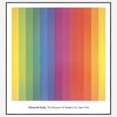 Image result for ellsworth kelly rainbow