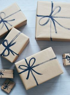 Creative Holiday Gift Wrap Ideas - Inspired By This
