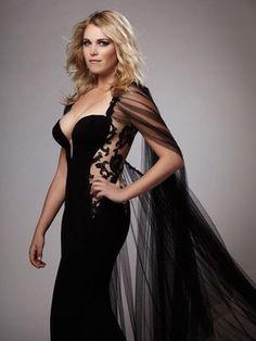Most Elegant Look : ElizaTaylor