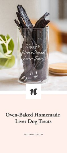 Treat your pup to these healthy, simple, homemade oven-baked liver dog treats. Check out the recipe now!