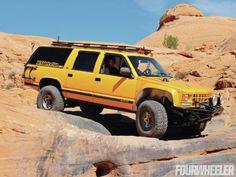 1992 Chevy 1500 Suburban: Super Suburban - Four Wheeler Magazine