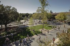 SWA - Stanford University Campus Planning and Projects