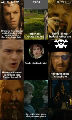 See more 'Lord Of The Rings' images on Know Your Meme! Lotr, Hobbit Funny, Saga, Rangers Apprentice, Legolas And Thranduil, Bagginshield, Funny Memes, Jokes, Jrr Tolkien
