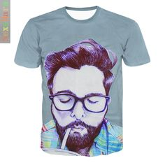 ae0c7d9fed9 Click to Buy    2016 New Product Summer Short Sleeve T Pity Man.