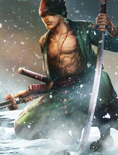 Pirate Hunter Roronoa Zoro One Piece Zoro One Piece, One Piece 1, One Piece Fanart, One Piece Anime, Roronoa Zoro, One Piece Seasons, One Piece Wallpaper Iphone, One Piece Photos, Cool Anime Guys