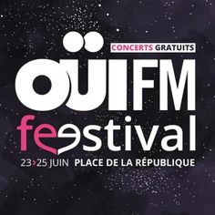 Listen to the #OUIFMFestival live on Radioline ! #music #festival #NoelGallagher #Cali #GazCoombes #radio