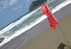 Red flag in Crete