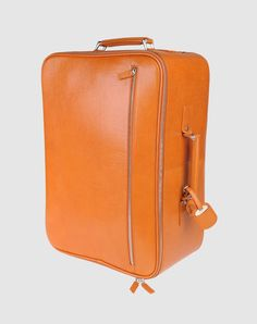 FURLA  Wheeled luggage Suitcases, Furla, My Wardrobe, United States, Glamour, Backpacks, Bags, Travel, Shoes