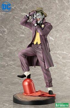"Увеличить ""Фигурка Джокера — Kotobukiya Batman The Killing Joke ARTFX 1/6 The Joker 2nd Edition"""