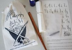 Clementine — Calligraphy Starter Kit