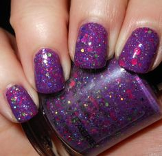 Imperfectly Painted: Top 20 of 2012 Part 2- KBShimmer Sugar Plum Faerie