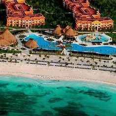 Barcelo Maya Colonial Riviera Mexico Go To The Same Awesome Hotel Every