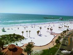 Clearwater Beach, a true family vacation destination. Also get some of the best seafood you ever had. Book your vacation today at bookmyflorida.com