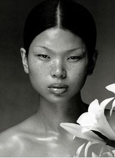 Lv Yan,chinese model.