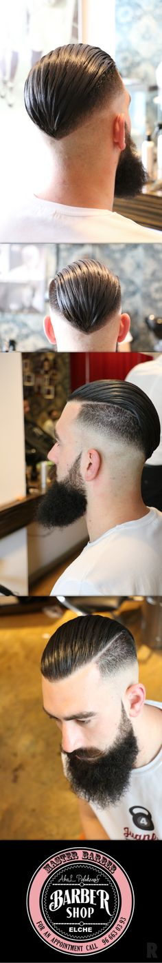 Men's Hair, Haircuts, Fade Haircuts, short, medium, long, buzzed, side part, long top, short sides, hair style, hairstyle, haircut, hair color, slick back, men's hair trends, disconnected, undercut, pompadour, quaff, shaved, hard part, high and tight, Mohawk, trends, nape shaved, hair art, comb over, faux hawk, high fade, retro, vintage, skull fade, spiky, slick, crew cut, zero fade, pomp, ivy league, bald fade, razor, spike, barber, bowl cut, 2018, hair trend 2017, men, women, girl, boy Mens Braids Hairstyles, Boys Long Hairstyles, Slick Hairstyles, Bowl Haircuts, Haircuts For Men, Fade Haircut, Haircut Style, Style Hairstyle, Pelo Hipster