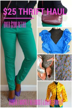 {Thrift Haul} Double Trouble | Thriftanista in the City