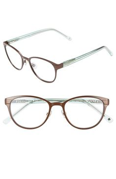 kate spade new york 'ebba' 50mm reading glasses available at #Nordstrom