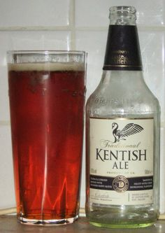 Traditional Kentish Ale from Sainsbury's (brewed by Shepherd Neame). A balanced malty taste without much hop character and a bit bland. Inoffensive yet also uninspiring. British Beer, Sainsburys, Beer Label, Wine And Beer, Brewery, Vodka Bottle, Drink, Traditional, Character