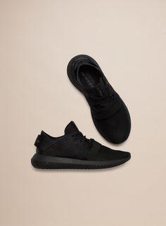 online store b2c4e 4ae90 Adidas TUBULAR VIRAL SNEAKER | Aritzia Adidas Tubular Viral, Black Shoes,  All Black Sneakers
