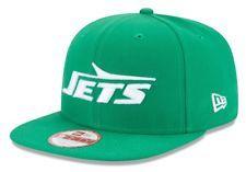 535458de4f8 New York Jets New Era 9FIFTY NFL Historic 72-77 Baycik Snapback Hat