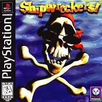 Old school video games: SHIP WRECKERS. Repin if you remember!